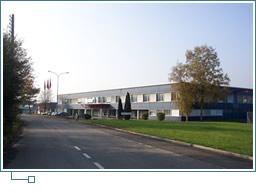 1998, acquisition de 4000 m2 - zone industrielle de Délemont