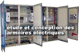 photo d'armoires électriques